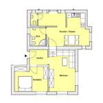 Rammelsberg Appartements Erdgeschoss Gelbe
