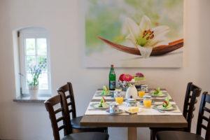 Rammelsberg Appartements Frühstück 1