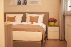 Steinberg-Appartement Schalfzimmer2