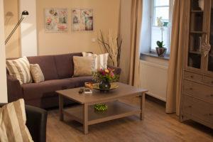 Steinberg-Appartement Wohn 1