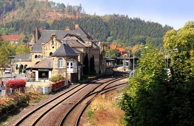 Goslar Bahnhof