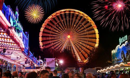 76 Schuetzenfest Riesenrad GOSLAR Marketing Gmbh Fotograf Stefan Schiefer