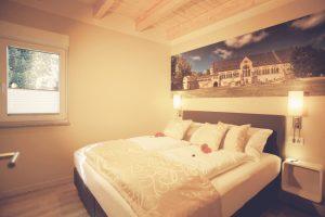 Haus Am Wall Goslar Schlafzimmer 02
