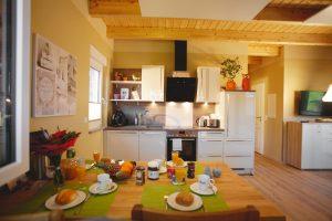 Haus am Wall Küche
